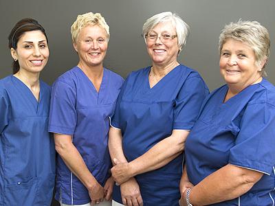 tannhelsesekretaerer